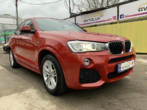 BMW X4 – 2015, 2.0 Дизель 4×4