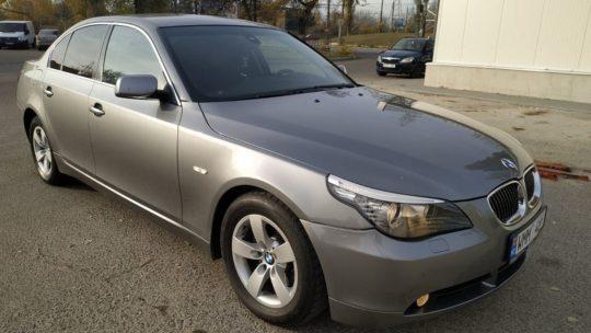BMW 5 Series - 2009, 2.0 Дизель RESTAILING