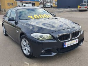 BMW 5 Series - 2011, 2.0 Бензин 4x4