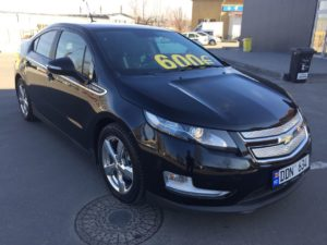 Chevrolet Volt - 2012, 1.4 Plug-In Гибрид