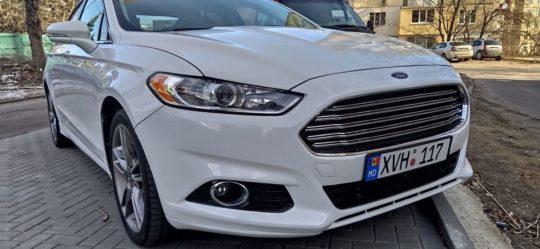 Ford Fusion - 2014, 2.0 Гибрид / Бензин