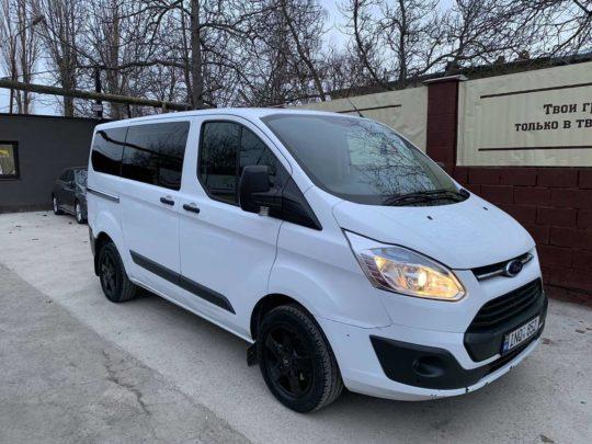 Ford Transit - 2013, 2.2 TDCI Дизель