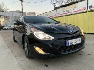 Hyundai Sonata - 2012, 2.4 Гибрид / Бензин