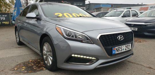 Hyundai Sonata - 2015, 2.0 Гибрид / Бензин