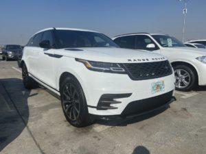Range Rover  Se - 2018 White 3.0L