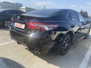 Toyota Camry  - 2018 Black 2.5L
