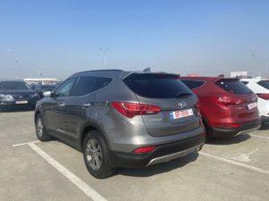 Hyundai Santa Fe Sport - 2013 Gray 2.4L