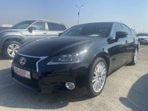 Lexus  GS hybrid  - 2012