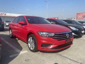 Volkswagen Jetta - 2019 Red 1.4L
