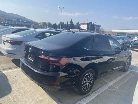Volkswagen Jetta Sel - 2019 Black 1.4L