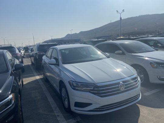 Volkswagen Jetta  - 2019 White 1.4L
