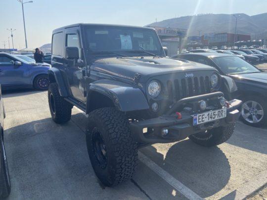 Jeep Wrangler Rubicon - 2017  3.6L