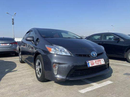 Toyota  Prius - 2013 Black 1.8L