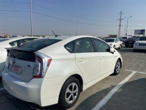 Toyota Prius - 2014 White 1.8L