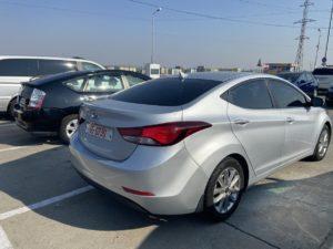 Hyundai Elantra  - 2016 Silver 1.8L