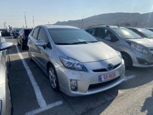 Toyota Prius - 2010 Silver 1.8L