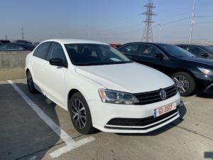 Volkswagen Jetta Se - 2016 White 1.4L
