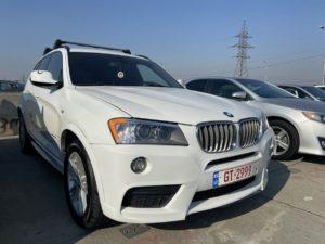 Bmw X3 - 2012 White 3.0L