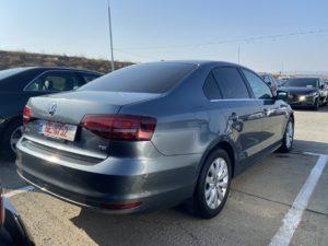 Volkswagen Jetta S - 2017 Gray 1.4L