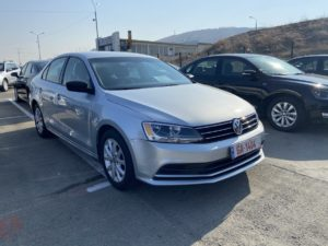 Volkswagen Jetta Se - 2015 Silver 1.8L