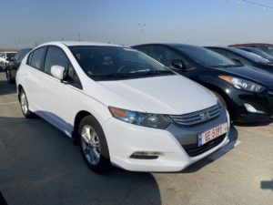 Honda Insight Ex - 2010 White 1.3L 4
