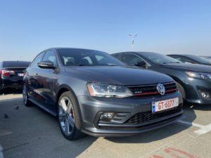 Volkswagen Jetta Gli - 2017 Gray 2.0L 4