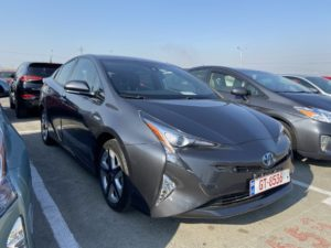 Toyota Prius - 2016 Charcoal 1.8L