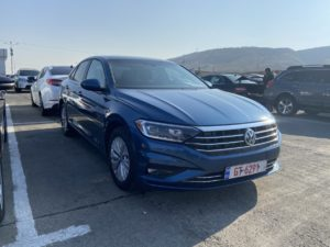 Volkswagen Jetta S - 2019 Blue 1.4L