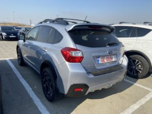 Subaru Xv Crosstrek 2.0 Limited - 2014 Silver 2.0L