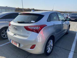 Hyundai Elantra Gt - 2013 Silver 1.8L