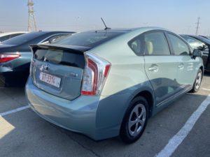 Toyota Prius - 2013 Light Blue 1.8L