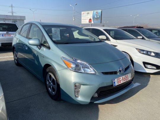 Toyota Prius - 2015 Blue 1.8L