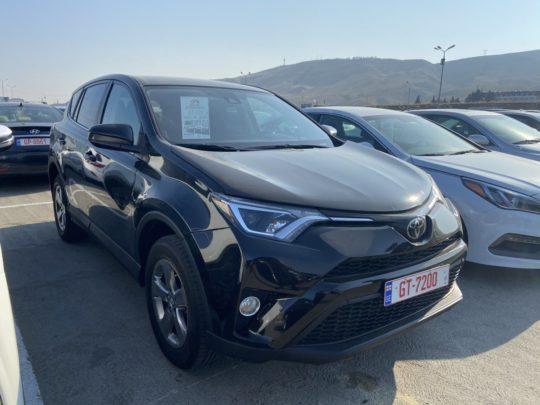 Toyota Rav4 - 2018 Black