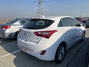 Hyundai Elantra Gt - 2013 White 1.8L