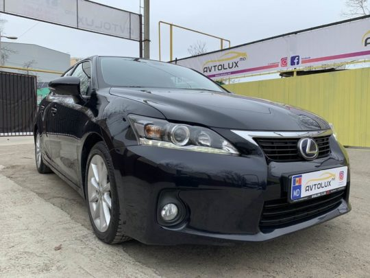 Lexus CT Series - 2012, 1.8 Гибрид / Бензин