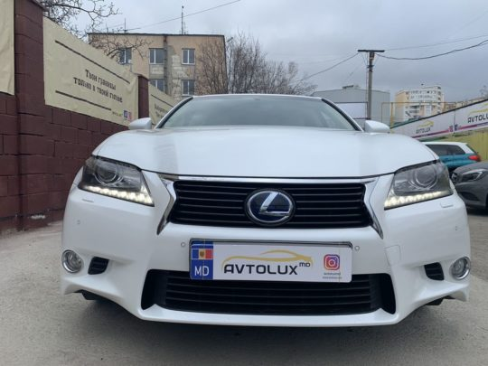Lexus GS Series - 2014, 2.5 Гибрид-Бензин