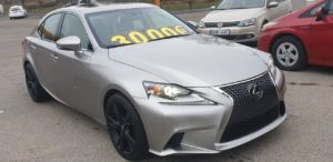 Lexus IS 200 - 2015, 2.0 Turbo Бензин
