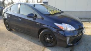 Toyota Prius - 2014, 1.8 Гибрид / Бензин