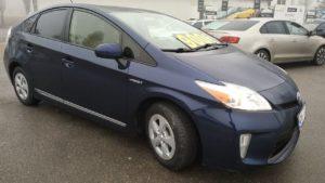 Toyota Prius - 2012, 1.8 Гибрид / Бензин