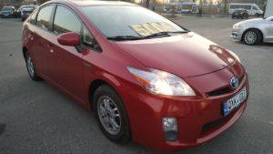 Toyota Prius - 2009, 1.8 Гибрид / Бензин