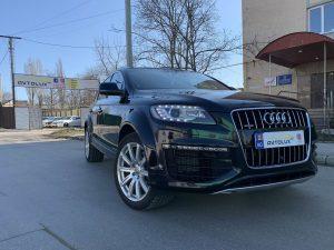 Audi Q7 - 2014, 3.0 Дизель 4х4