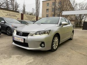 Lexus CT Series - 2013, 1.8 Гибрид-Бензин