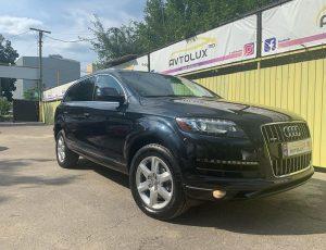 Audi Q7 - 2011, 3.0 см3 бензин_1
