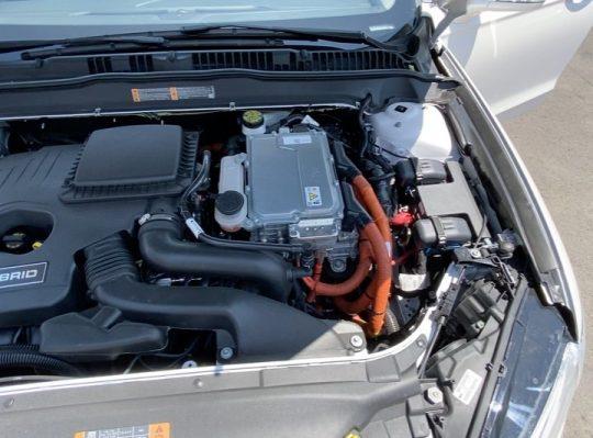 Ford Fusion - 2013, 2.0 бензин-гибрид_1