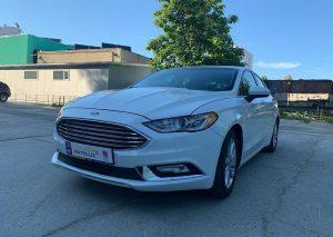 Ford Fusion - 2016, 1.5 см3 бензин_1