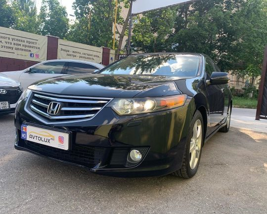 Honda Accord -2009, 2.0 бензин-газ