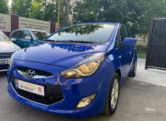Hyundai IX20 - 2013, 1.4 дизель