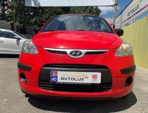 Hyundai i10 - 2009, 1.1 бензин_1