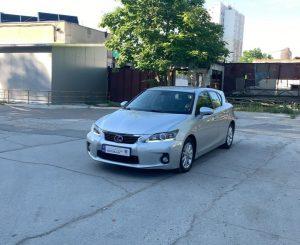 Lexus CT 200 - 2013, 1.8 см бензин-гибрид_1