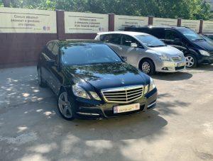Mercedes-Benz - 2011, 1.8 бензин